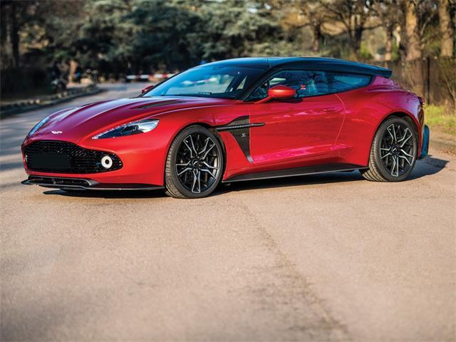Picture of '19 Aston Martin Vanquish located in Cernobbio  Auction Vehicle - PNY9