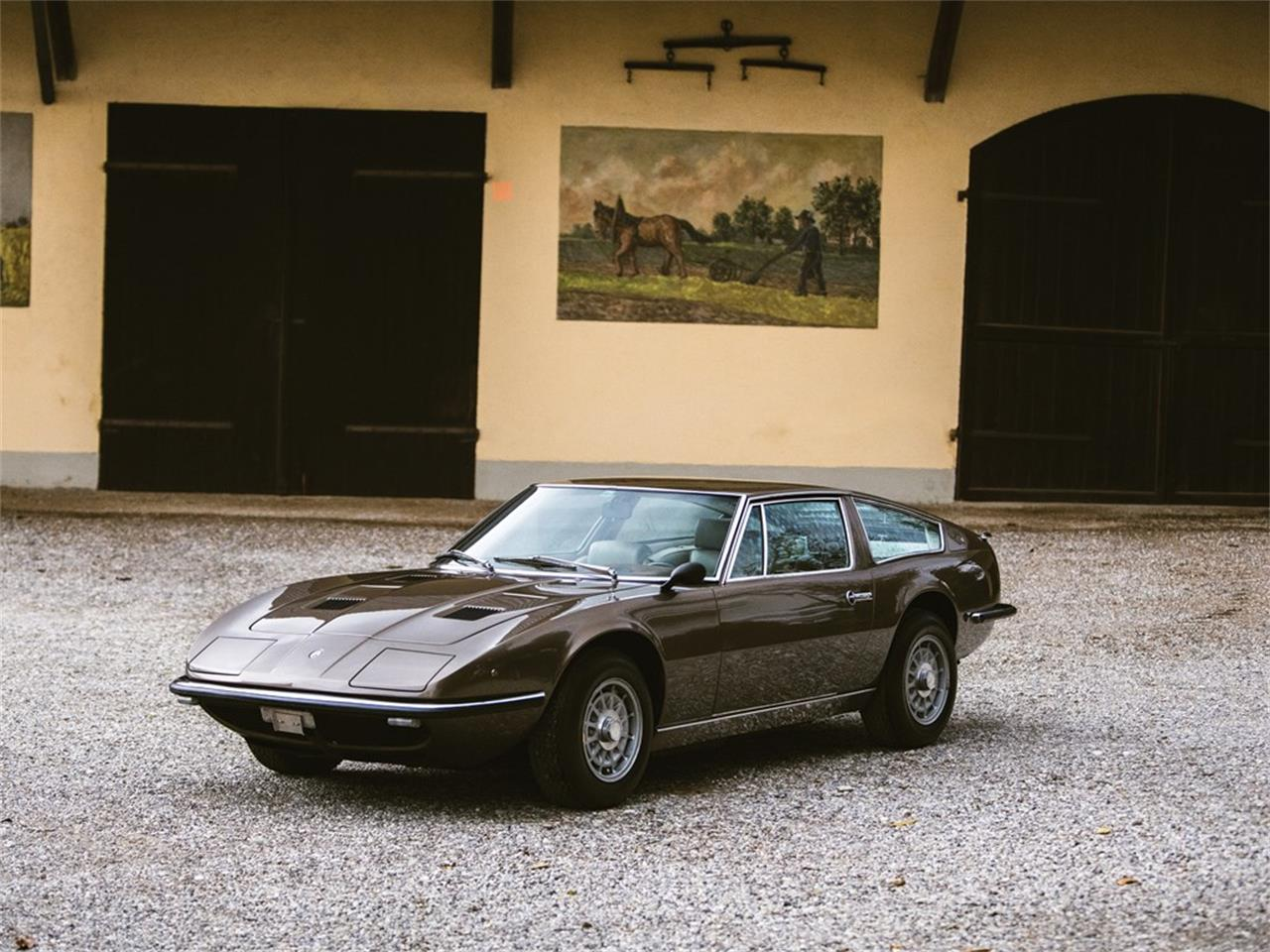 Large Picture of 1974 Maserati Indy located in Essen  - PNYD