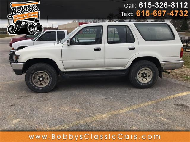 Picture of 1993 4Runner Offered by  - PISD