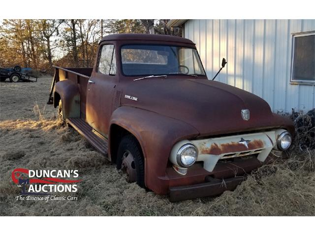 Picture of 1954 F350 Auction Vehicle - PI9N