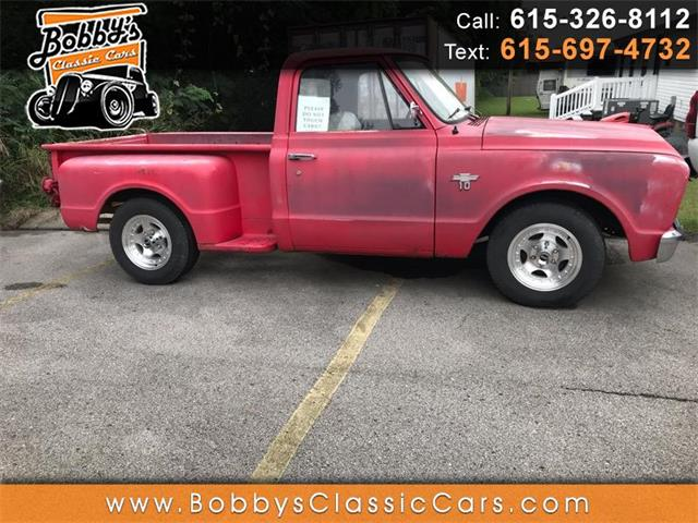 Picture of '67 Chevrolet C10 - $8,700.00 - PISE