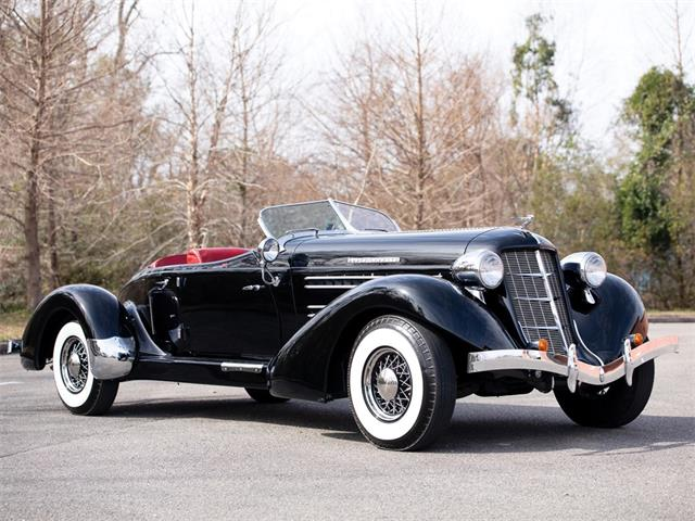 Picture of '36 Auburn Speedster Offered by  - PO0Z