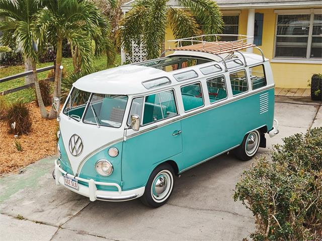 Picture of '64 Microbus - PO1B