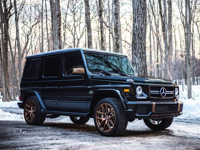 Picture of '18 G-Class - PO22