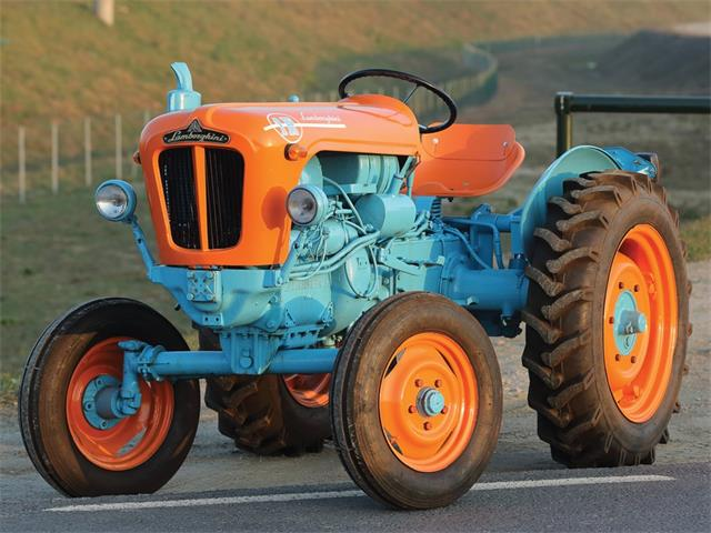 Picture of '58 Tractor - PO2I