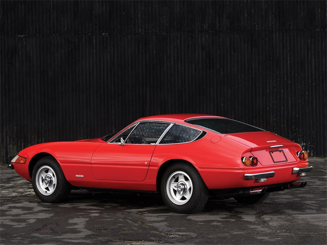 Large Picture of '70 365 GTB/4 Daytona - PO2X
