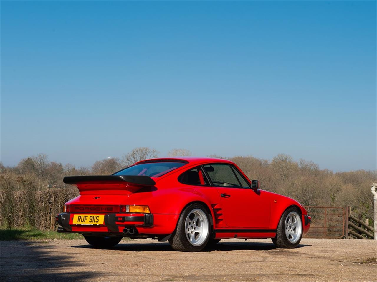 Large Picture of 1986 Porsche RUF BTR located in  Offered by RM Sotheby's - PO31