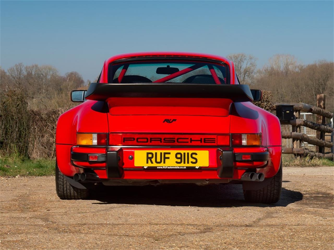 Large Picture of '86 Porsche RUF BTR located in Essen  Auction Vehicle Offered by RM Sotheby's - PO31