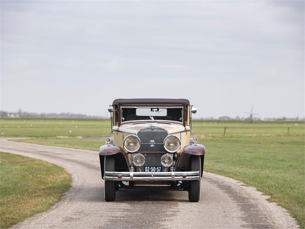 Large Picture of '29 Cabriolet - PO32