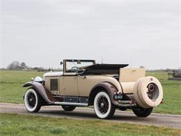 Picture of '29 Cabriolet - PO32