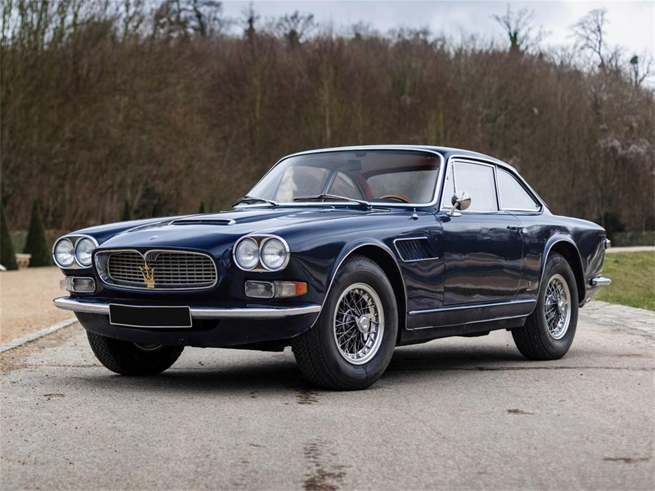 Large Picture of '68 Maserati Sebring located in Essen  Auction Vehicle - PO34