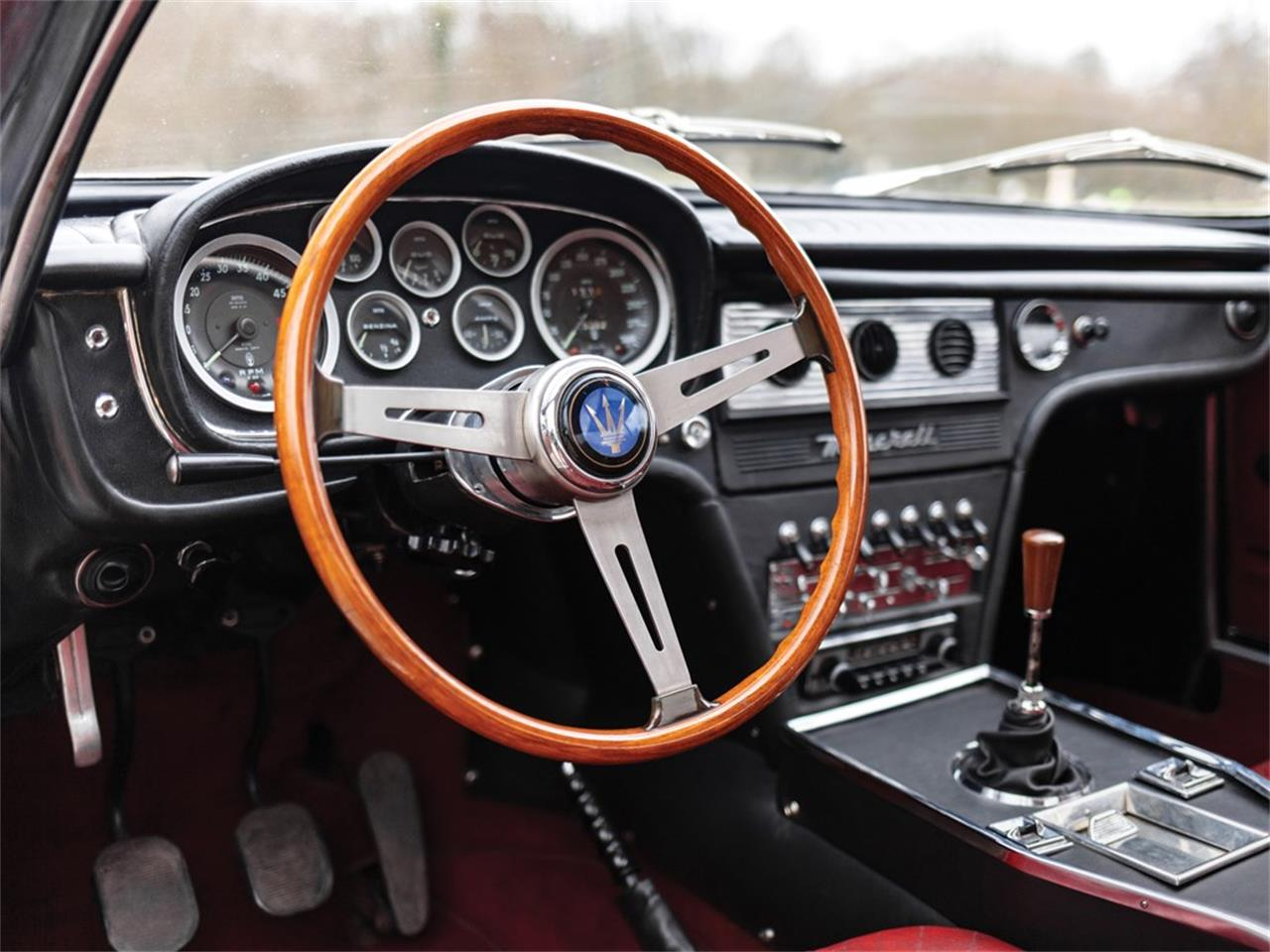 Large Picture of '68 Maserati Sebring located in Essen  Auction Vehicle Offered by RM Sotheby's - PO34