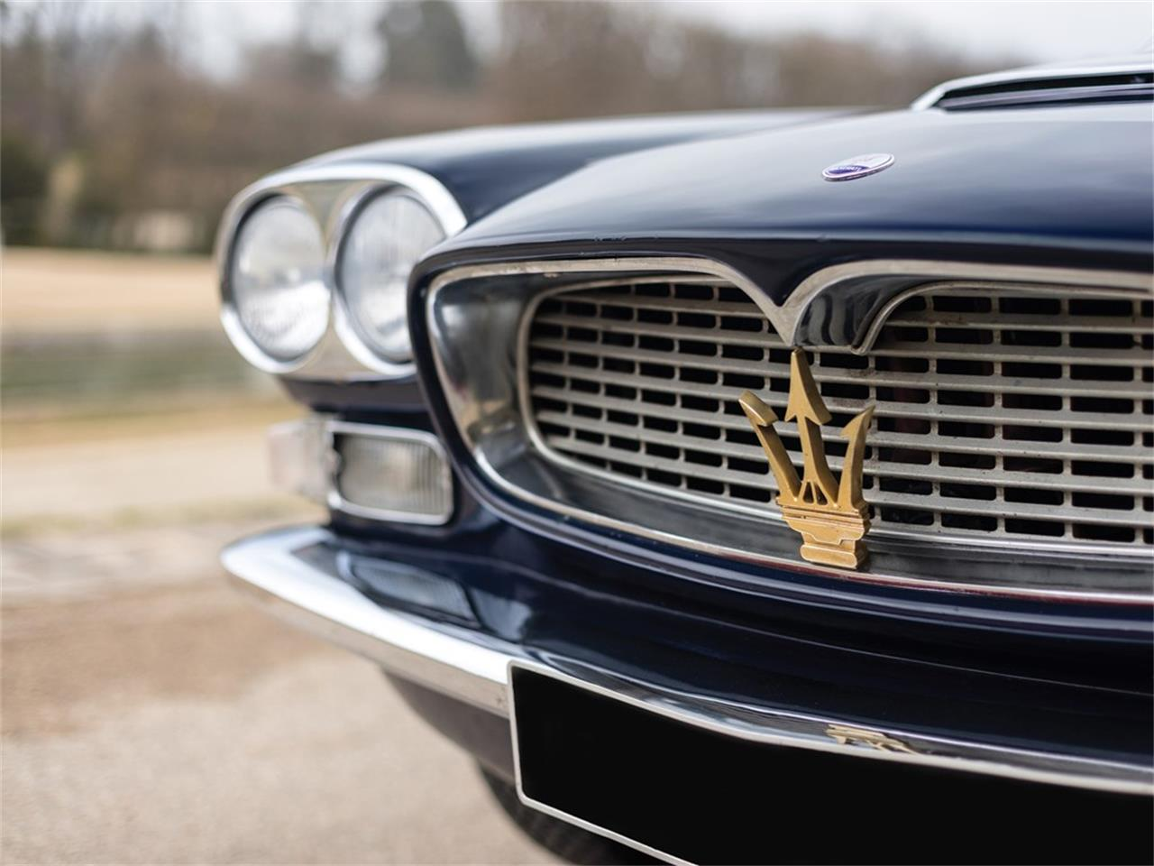 Large Picture of 1968 Maserati Sebring located in  Offered by RM Sotheby's - PO34