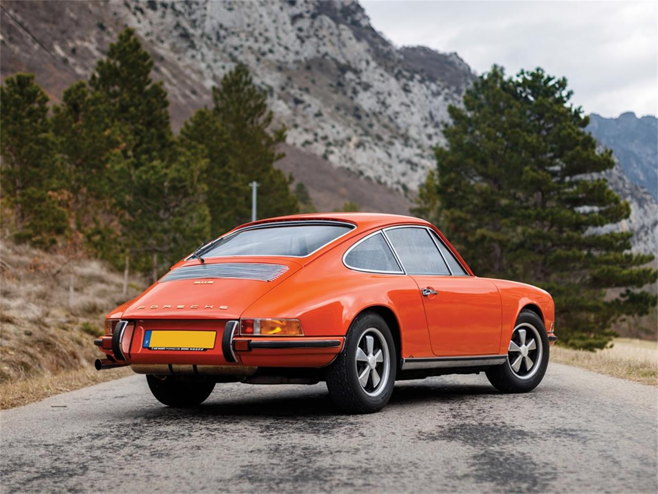 Large Picture of Classic '69 911 Offered by RM Sotheby's - PO35