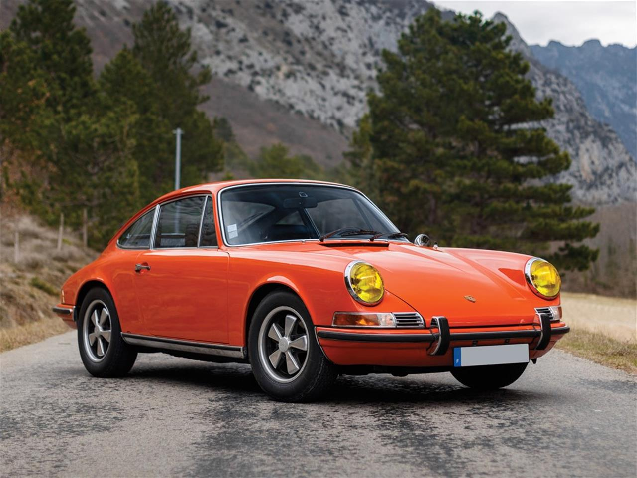 Large Picture of 1969 Porsche 911 Offered by RM Sotheby's - PO35