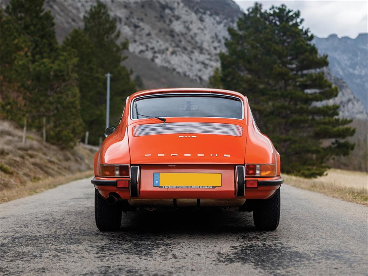 Large Picture of Classic 1969 Porsche 911 located in  Offered by RM Sotheby's - PO35