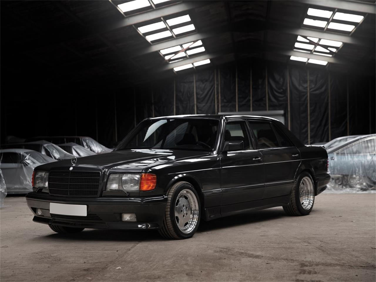 Large Picture of '91 Mercedes-Benz 560SEL Offered by RM Sotheby's - PO37