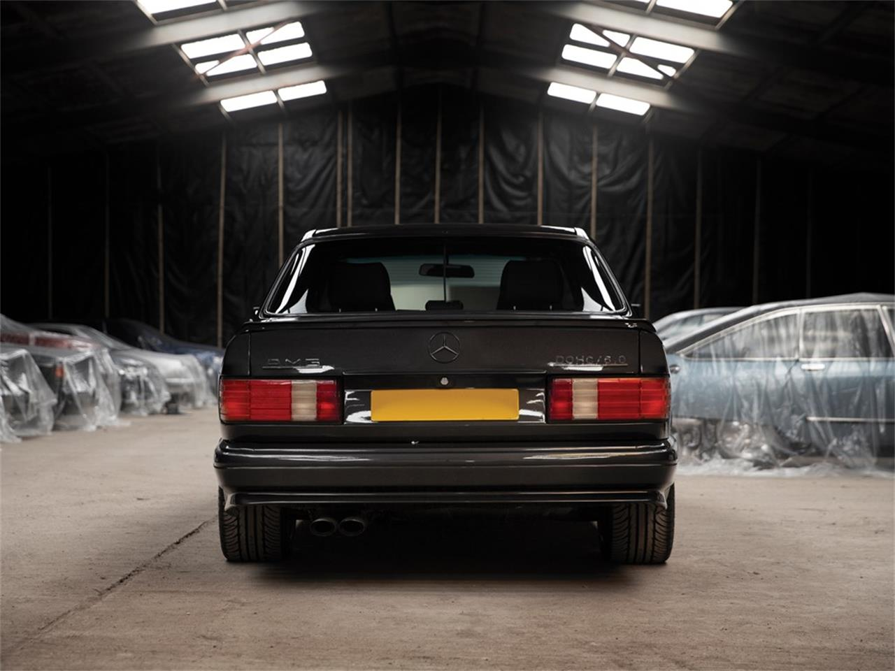 Large Picture of '91 560SEL located in  Offered by RM Sotheby's - PO37