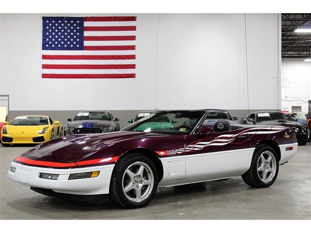 Picture of 1995 Chevrolet Corvette - $41,900.00 Offered by  - PO3B