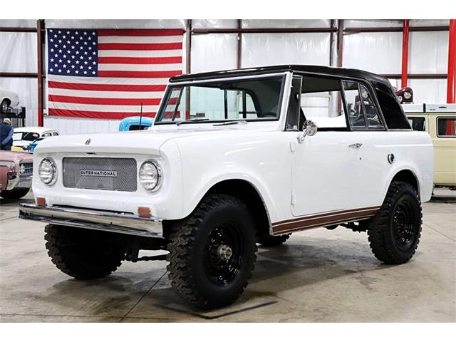 Picture of Classic 1967 International Scout - PO3C