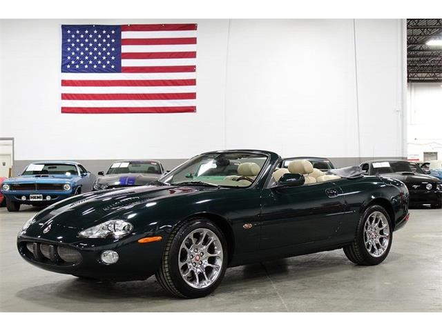 Picture of '01 XKR - PO3G