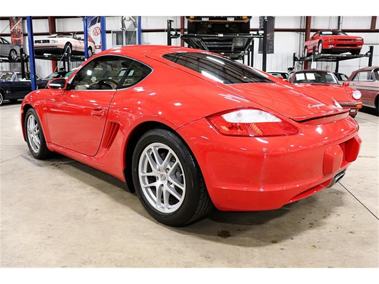 Large Picture of '08 Cayman - PO3I