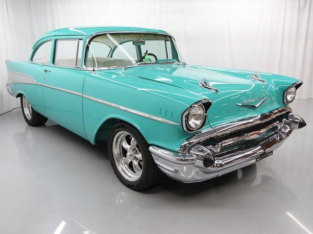 Picture of '57 Chevrolet Bel Air - PO3M