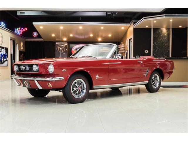 Picture of '66 Mustang - PO3O