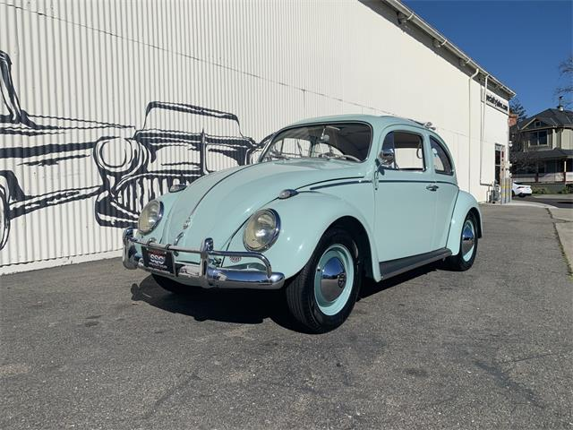 Picture of Classic 1961 Volkswagen Beetle located in Fairfield California - PO4E