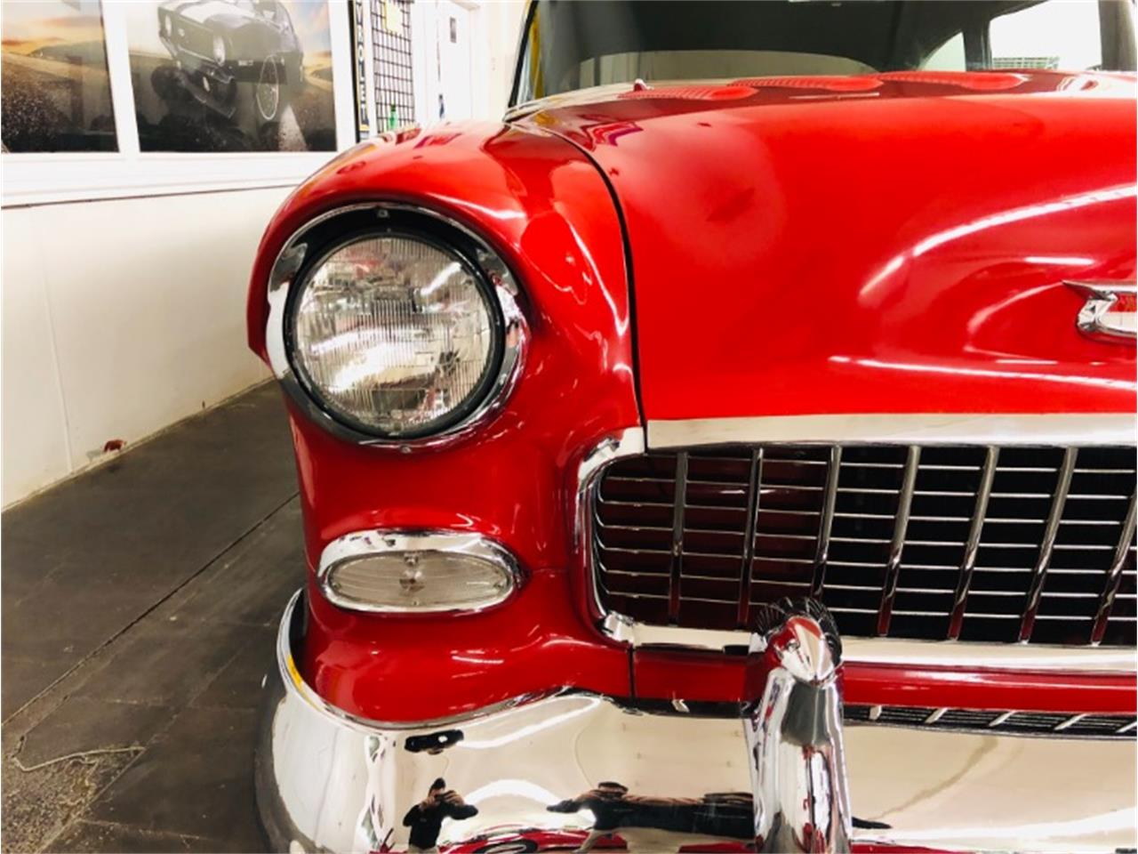 Large Picture of '55 Bel Air - PO4N