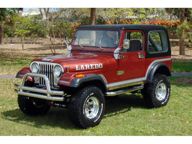 Picture of '85 CJ7 - PO4U
