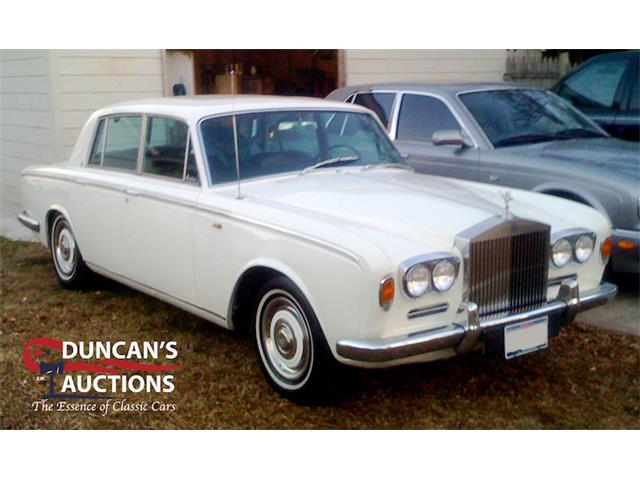 Picture of Classic '67 Rolls-Royce Silver Shadow located in Allen Texas Auction Vehicle - PI9P