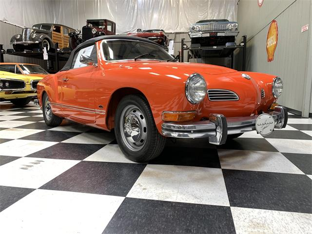 Picture of '74 Karmann Ghia - PO5K