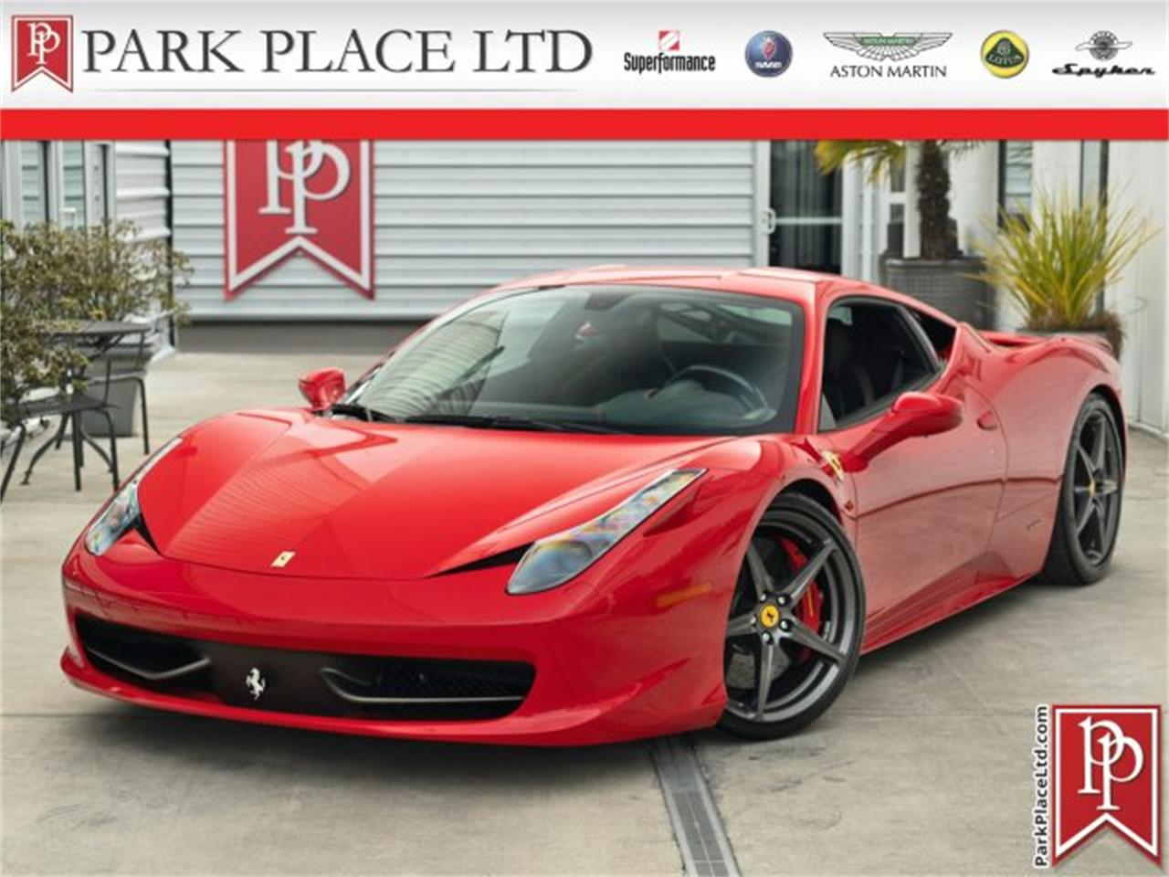 Large Picture of 2015 Ferrari 458 - $209,950.00 Offered by Park Place Ltd - PO5X