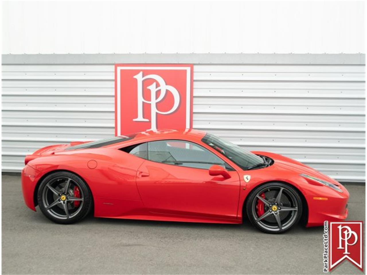 Large Picture of 2015 Ferrari 458 located in Bellevue Washington - $209,950.00 Offered by Park Place Ltd - PO5X