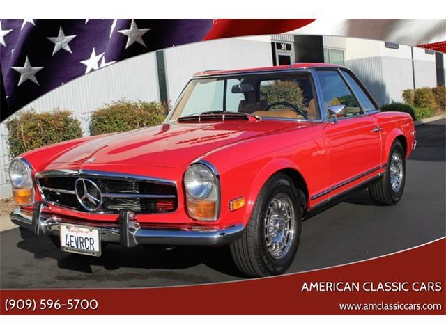 Picture of Classic 1970 Mercedes-Benz SL-Class located in La Verne California - $99,500.00 - PO62