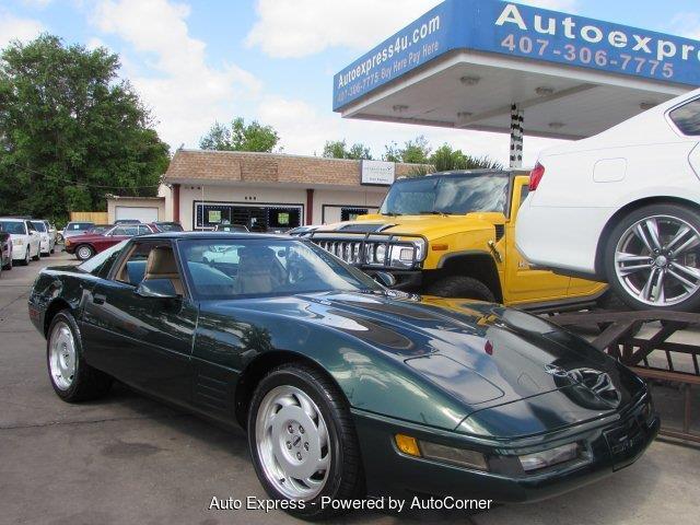 Picture of '92 Corvette - PO65