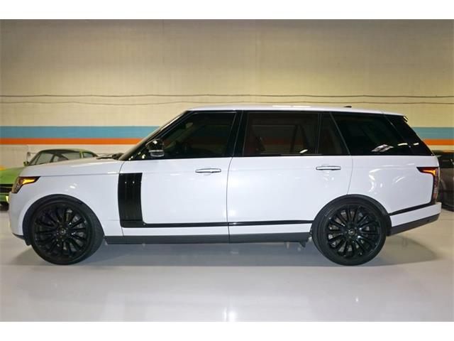 Picture of '17 Range Rover - PO6D