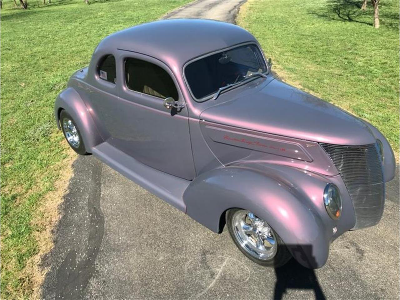 Large Picture of '37 Coupe Offered by Street Dreams Texas - PO6E