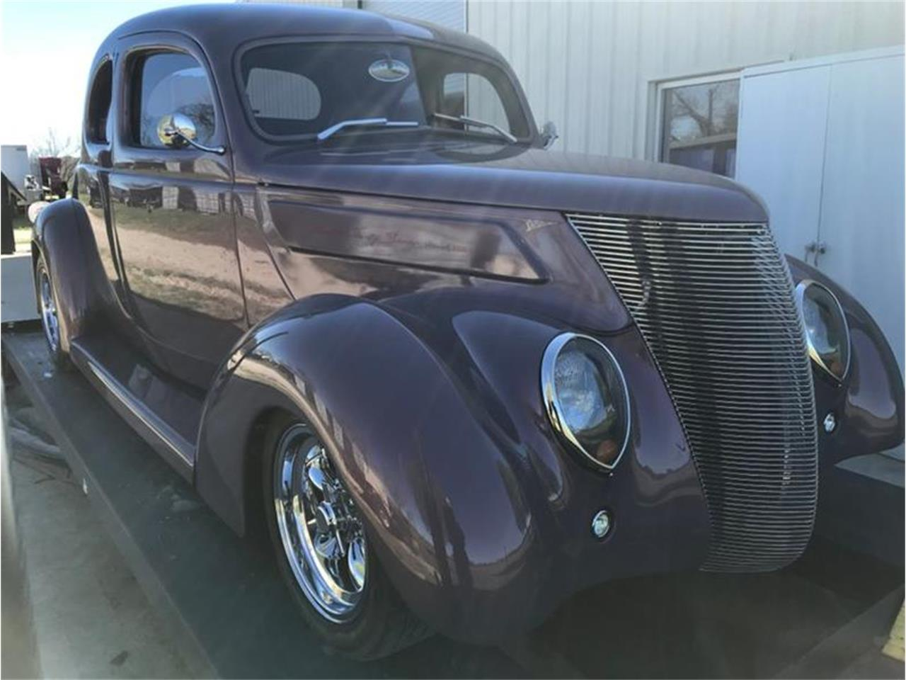 Large Picture of '37 Coupe located in Fredericksburg Texas - $69,500.00 - PO6E