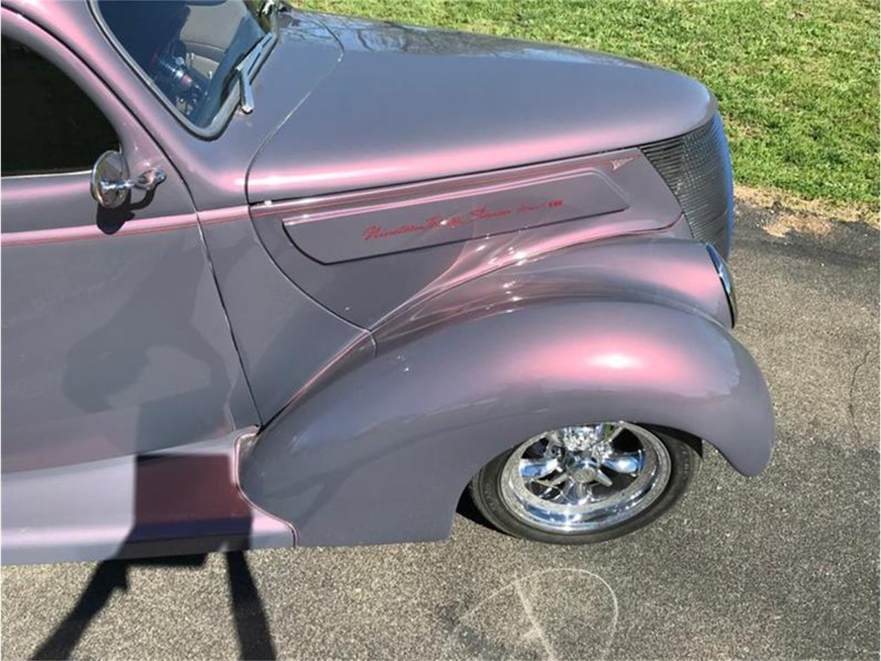 Large Picture of Classic 1937 Ford Coupe located in Texas Offered by Street Dreams Texas - PO6E