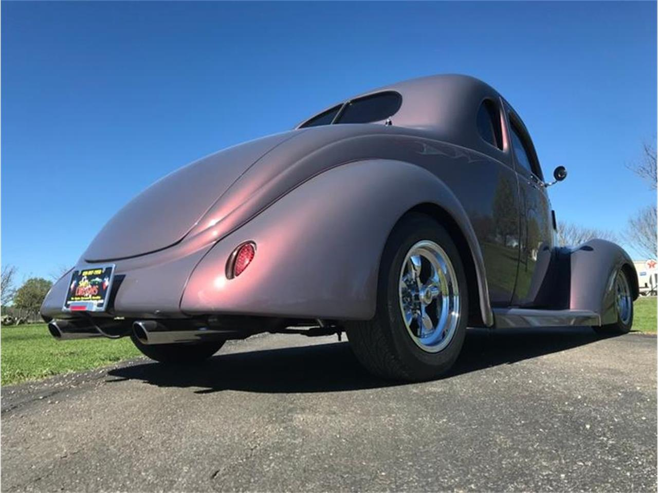 Large Picture of 1937 Ford Coupe located in Fredericksburg Texas - PO6E