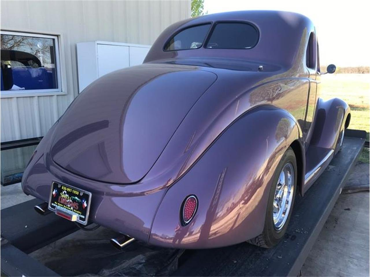 Large Picture of Classic '37 Coupe - $69,500.00 Offered by Street Dreams Texas - PO6E