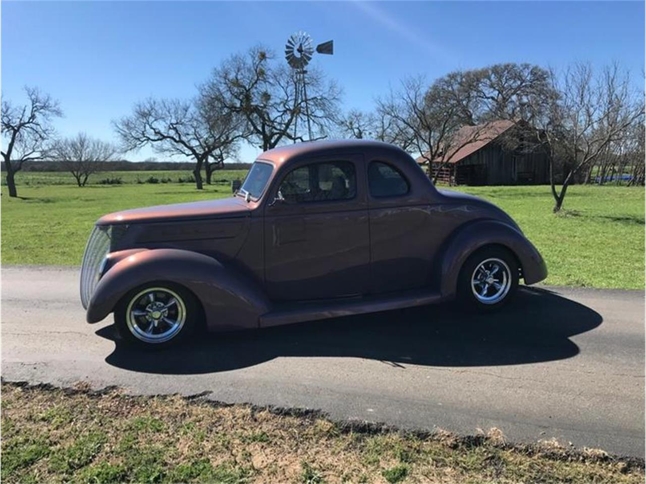 Large Picture of 1937 Ford Coupe - $69,500.00 Offered by Street Dreams Texas - PO6E