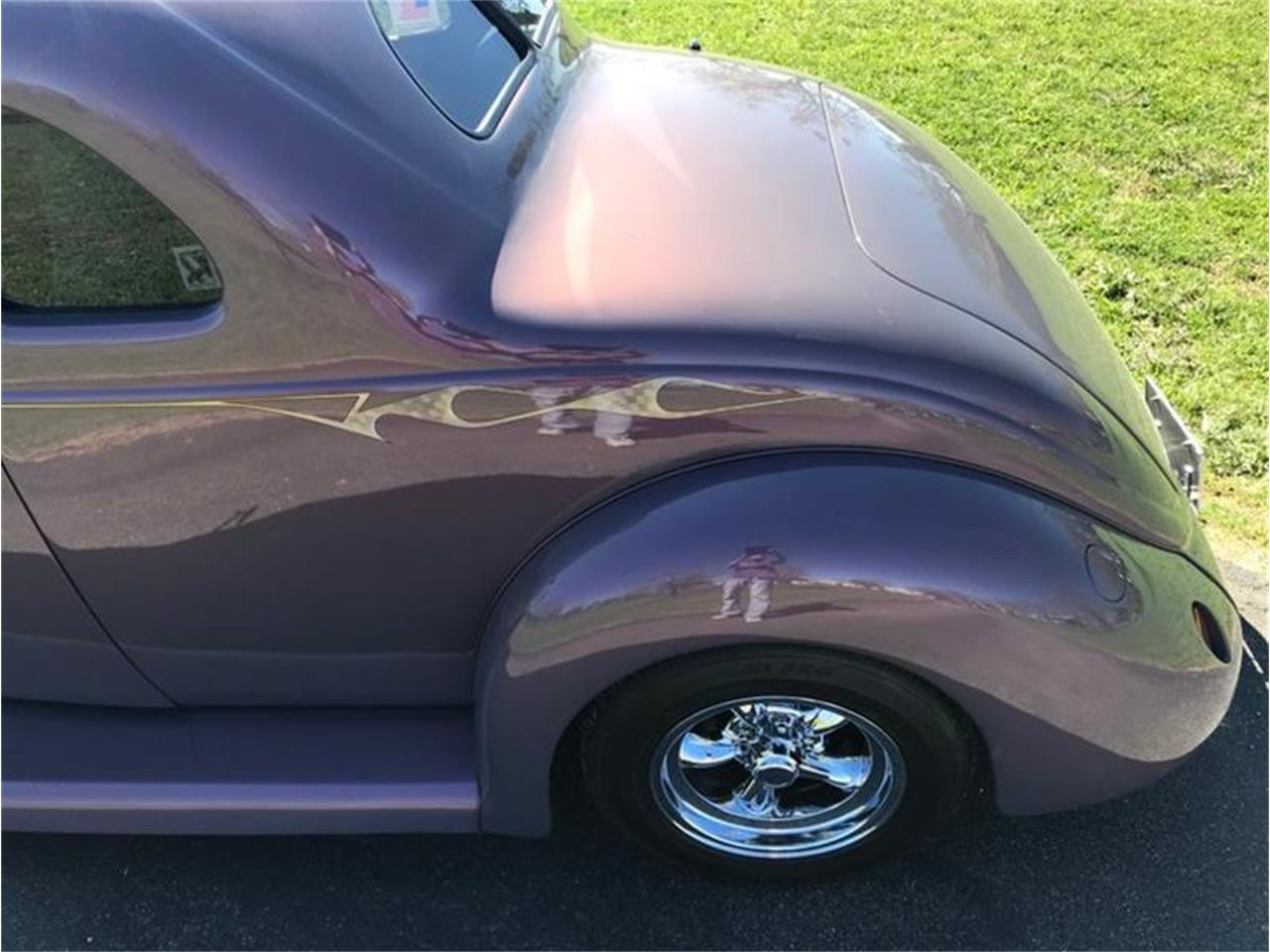 Large Picture of Classic '37 Coupe Offered by Street Dreams Texas - PO6E