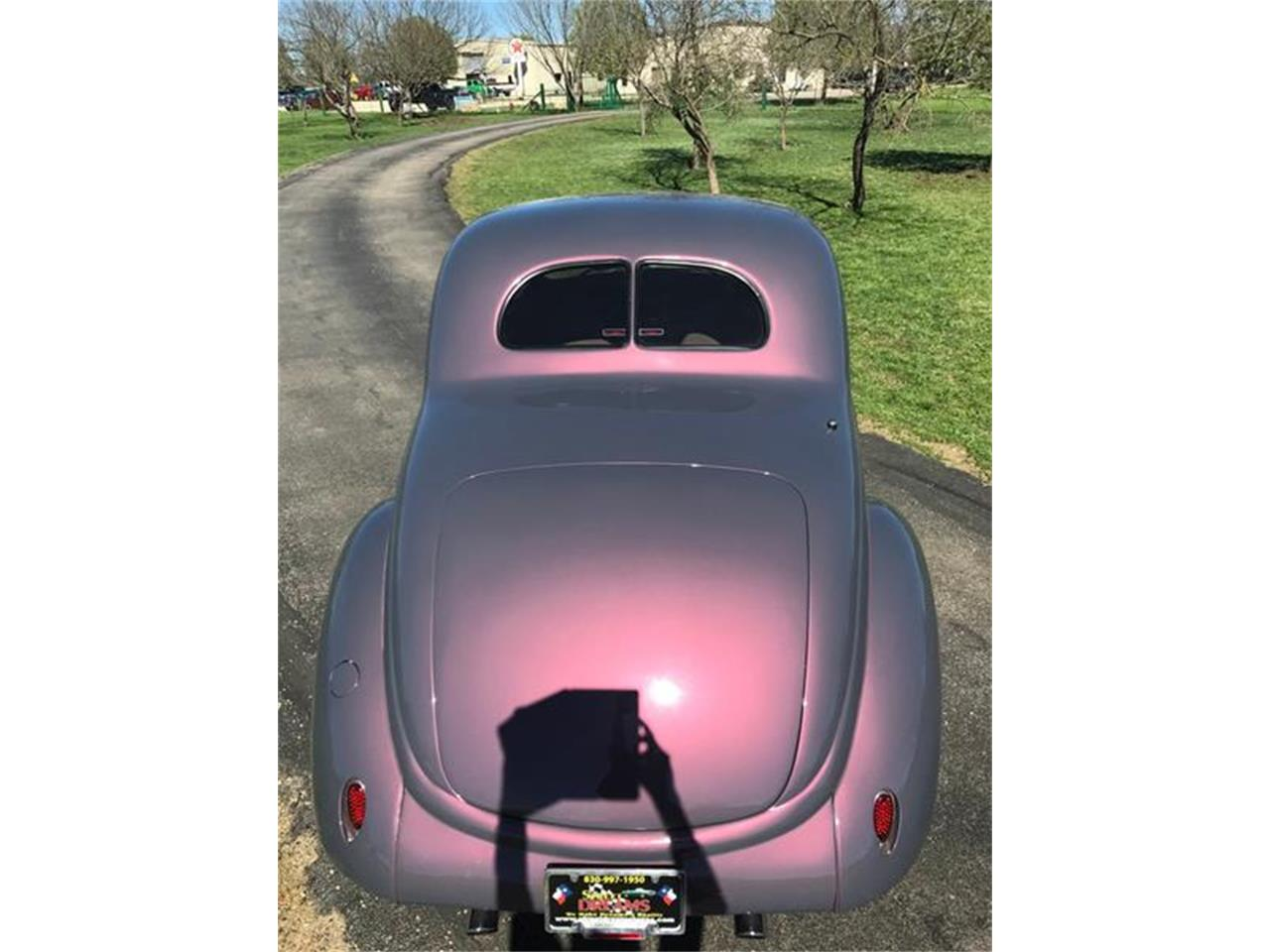 Large Picture of Classic '37 Ford Coupe located in Texas Offered by Street Dreams Texas - PO6E