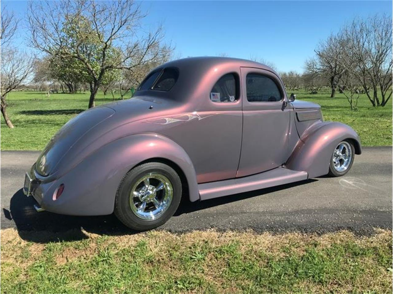 Large Picture of '37 Ford Coupe located in Texas - $69,500.00 Offered by Street Dreams Texas - PO6E
