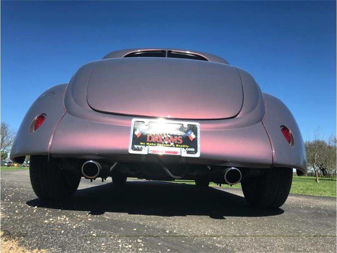 Large Picture of 1937 Ford Coupe located in Fredericksburg Texas - $69,500.00 Offered by Street Dreams Texas - PO6E