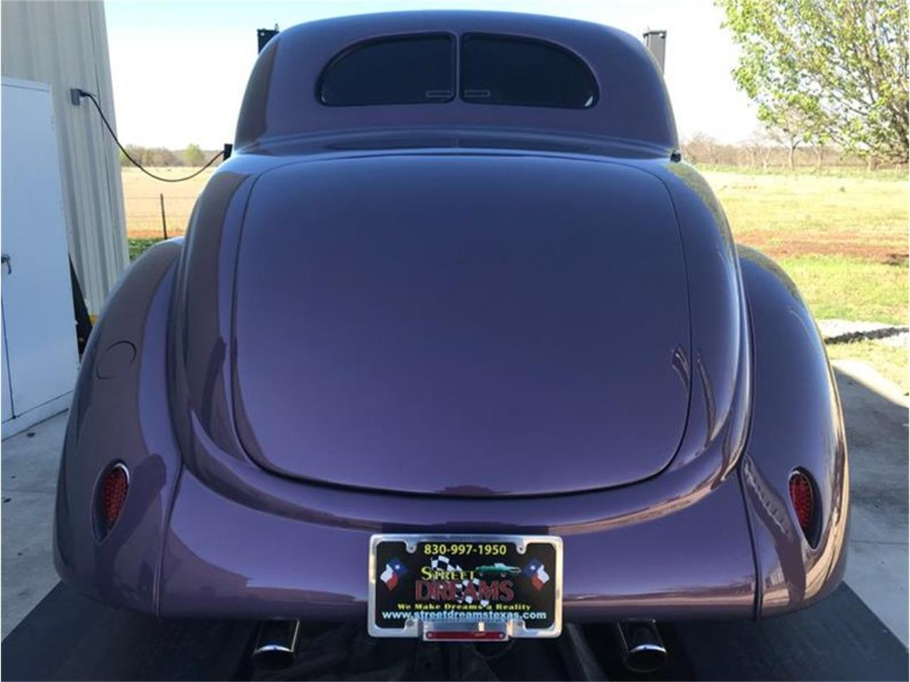 Large Picture of '37 Coupe located in Texas - $69,500.00 Offered by Street Dreams Texas - PO6E