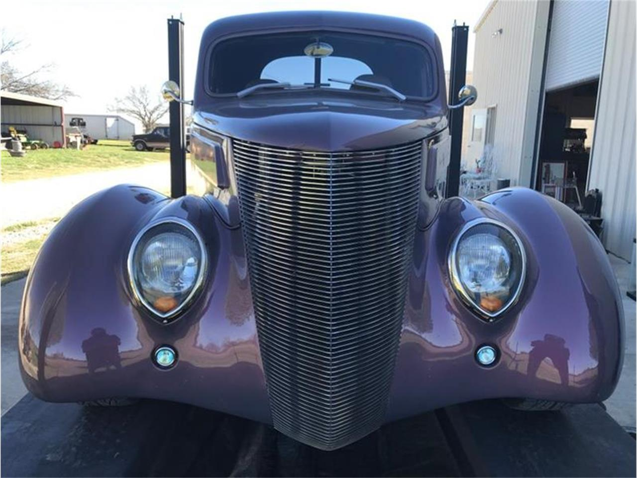 Large Picture of 1937 Ford Coupe - PO6E